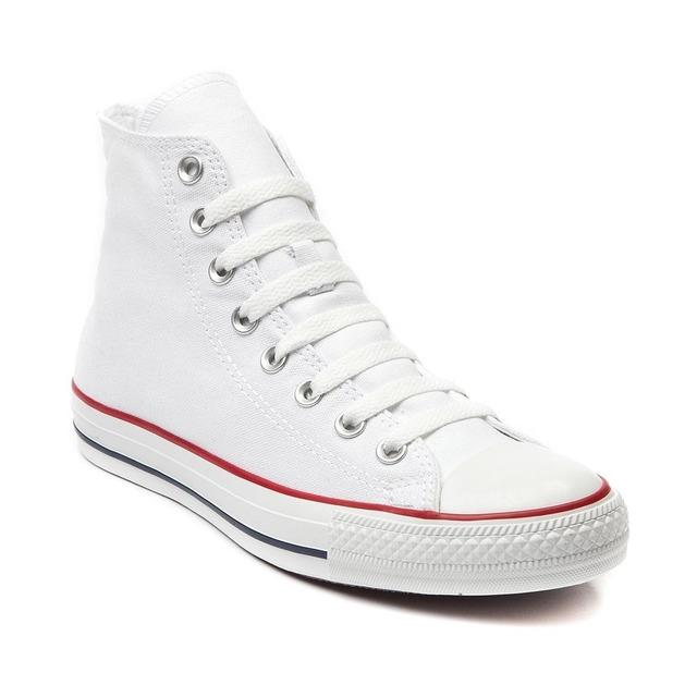 Converse Womens Chuck Taylor All Star HI Optical White