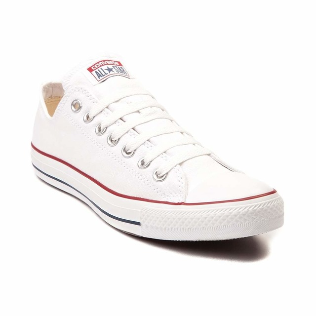 Converse Womens Chuck Taylor All Star Low Optical White