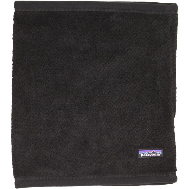 Patagonia W's Re-Tool Neck Gaiter Black