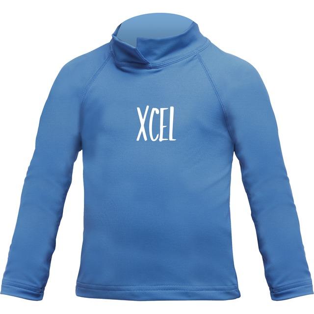 Xcel T Malibu LS UV Faience Blue