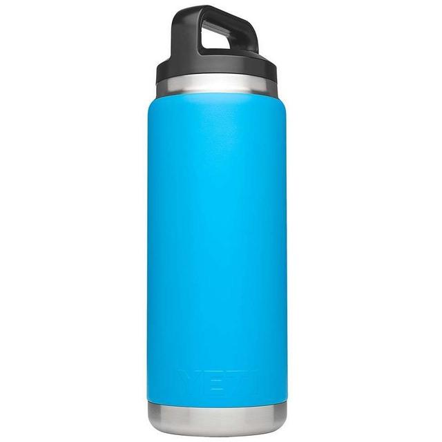 Yeti Rambler Bottle Tahoe Blue