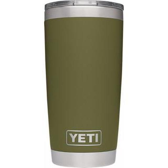 Yeti Rambler Tumbler Olive Green