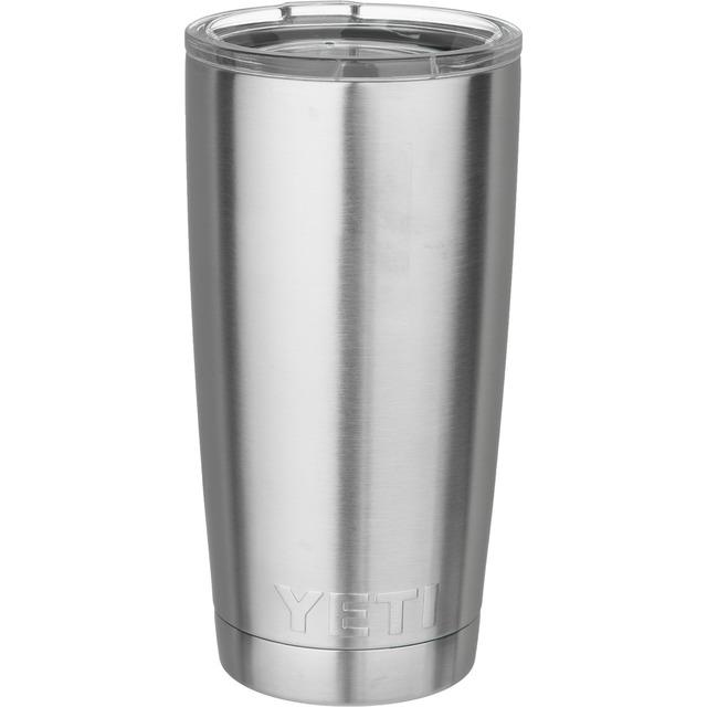 Yeti Rambler Tumbler Stainless Steel