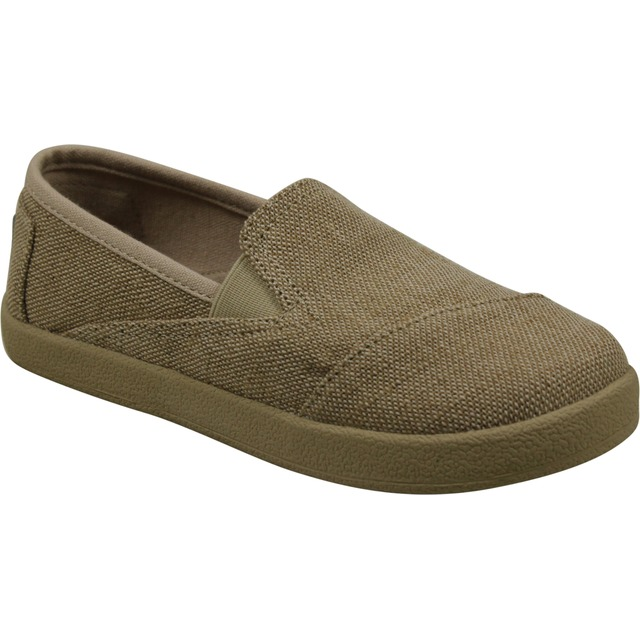 TOMS Youth Avalon Natural Burlap