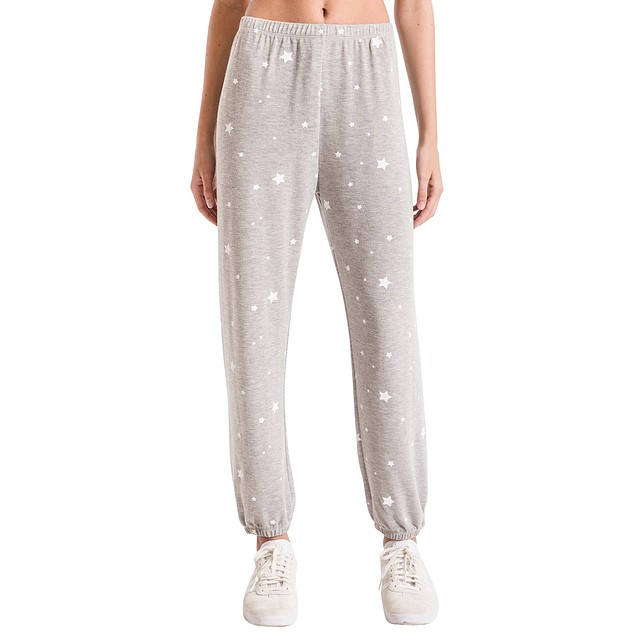 Z Supply The Luxe Star Heather Grey
