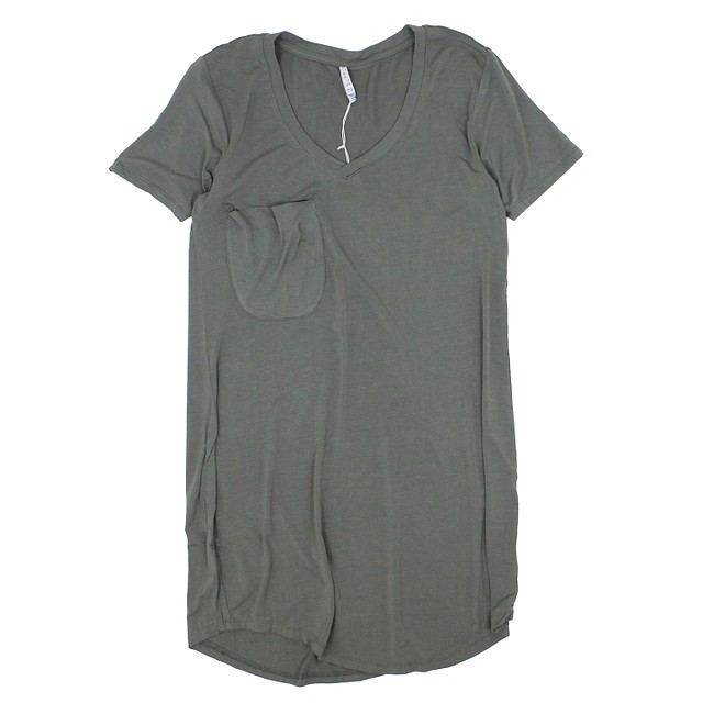 Z Supply The Pocket Tee Ash Green