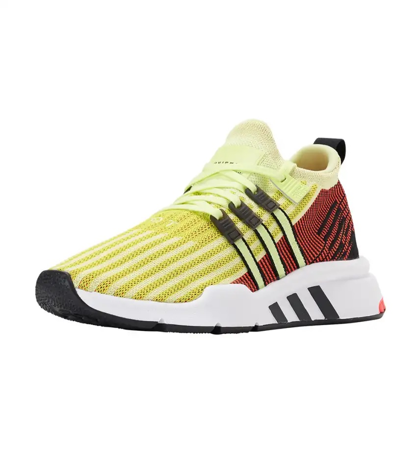more photos 3a662 14110 ADIDAS EQT SUPPORT ADV MID J Sneakers GLOW / CORE BLACK ...