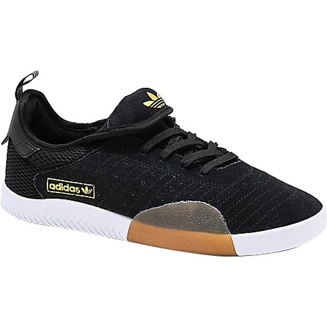 Adidas 3ST.003 Core Black / Light Granite / Cloud White