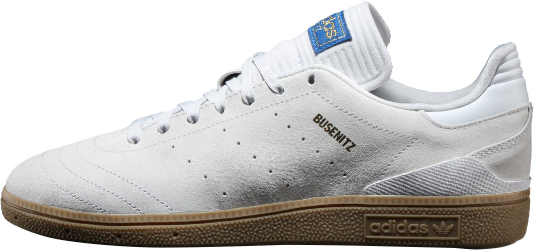 outlet store aa469 c9360 Busenitz RX - Crystal White/ Gum/ Gold MetallicMens - Flying Point Surf