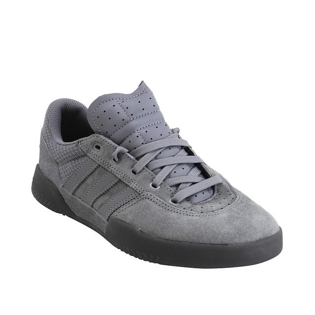 Adidas City Cup Grey/Grey/Gold