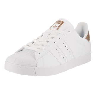 Adidas White Superstar sneakers for Men Level Shoes