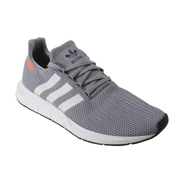Adidas Swift Run Grey/ Core Black/ Grey