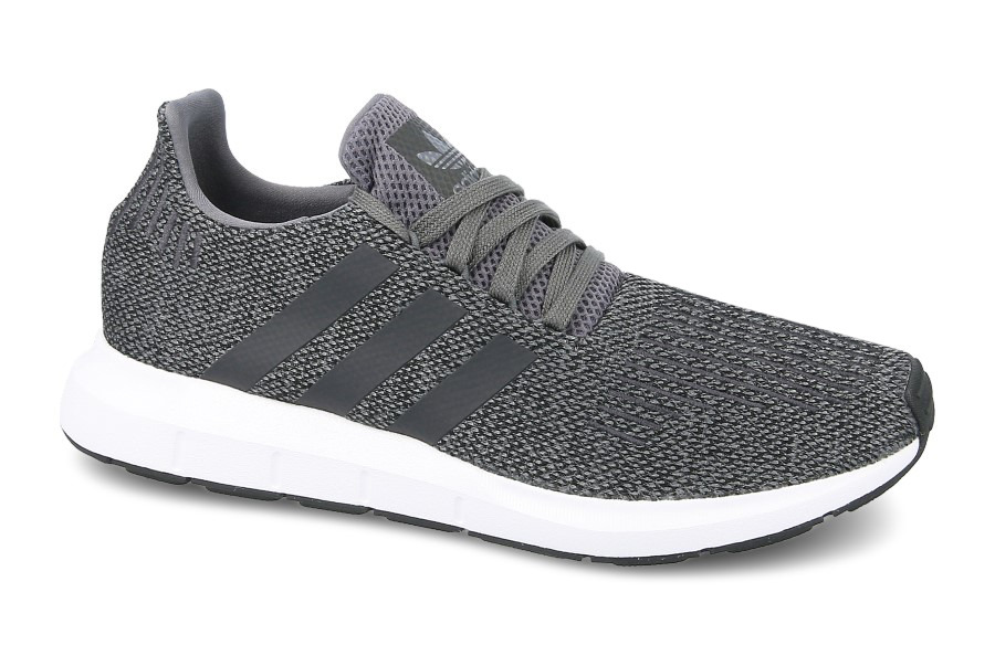 37963973d5e Swift Run - Grey Four   Core Black  Footwear WhiteMens - Flying ...