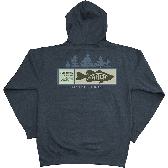 Aftco High Country Navy Heather