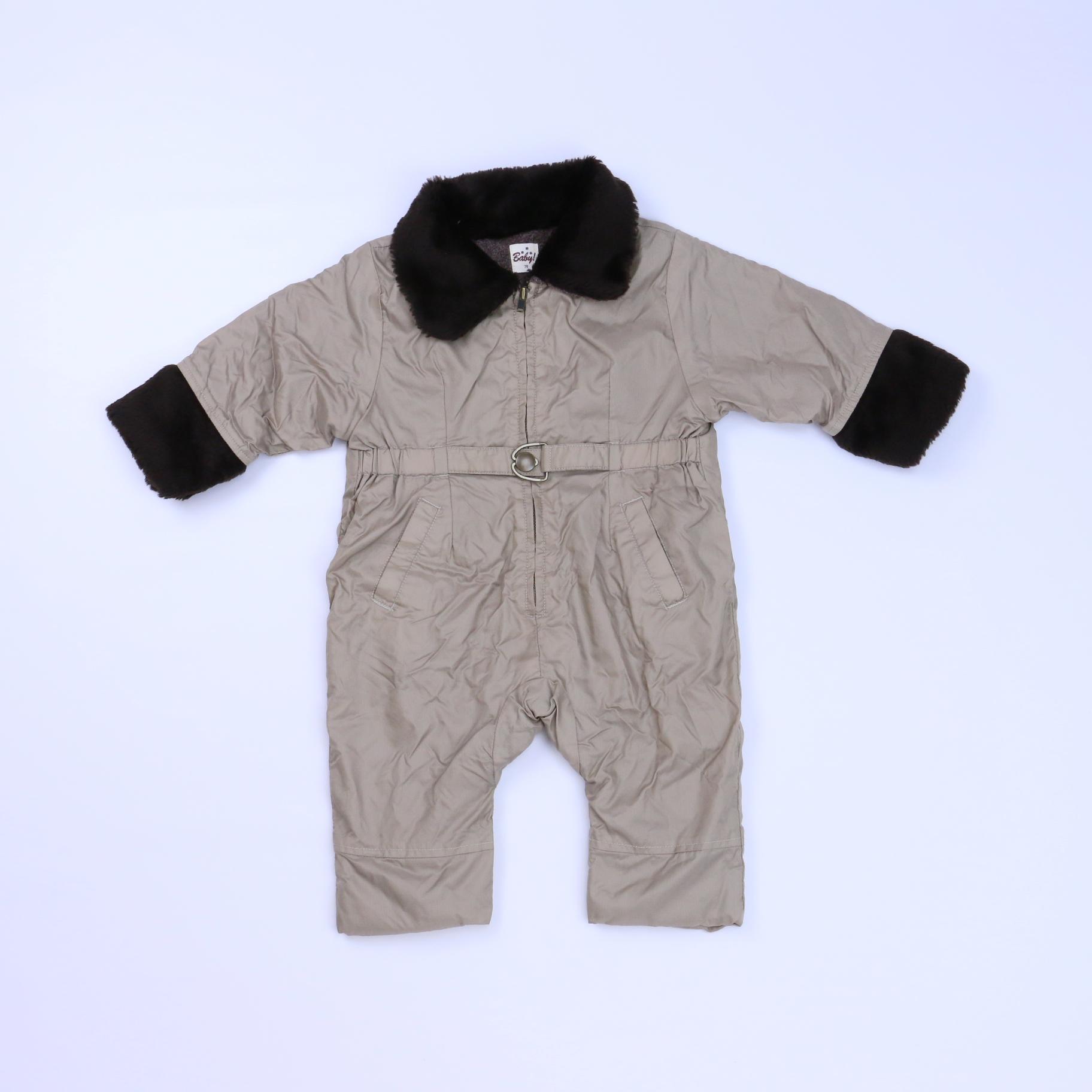 c62fc57d7 Snowsuit size  EU 70 (6-12 Months) - The Swoondle Society