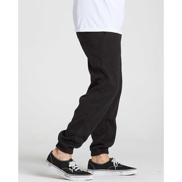 Boundary Fleece Pant - Black Heather