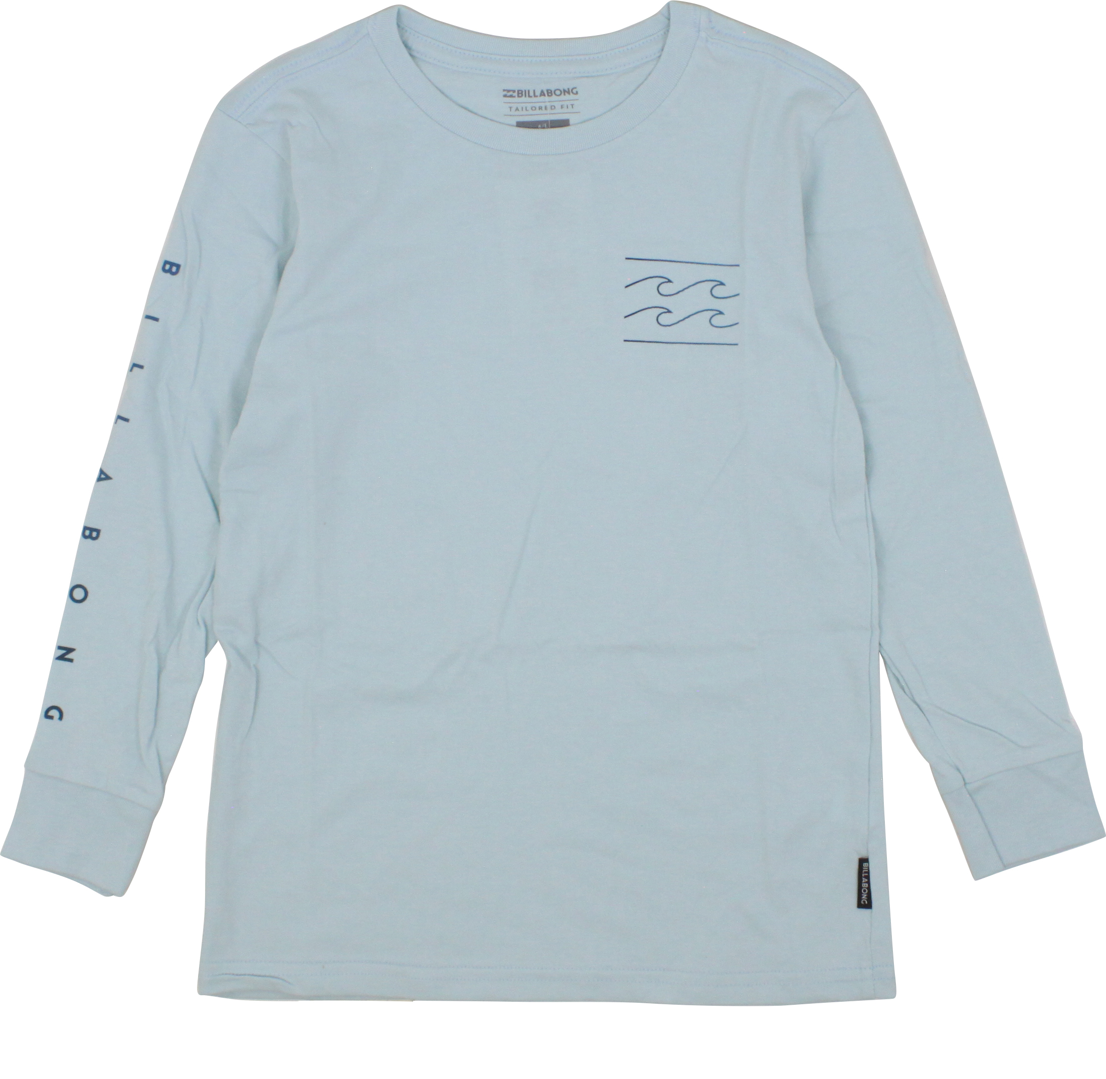 Unity Long Sleeve - Coastal BlueBoys - Flying Point Surf