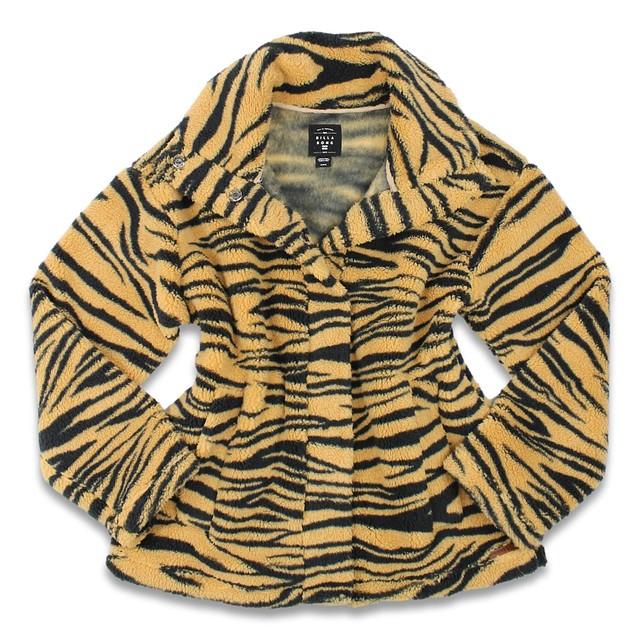 Billabong Womens Cozy Days Fleece Jacket