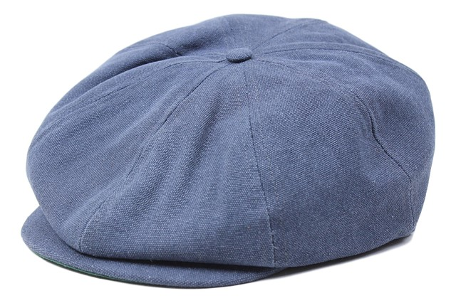 5b01d6cd0bc promo code for brixton navy fitted cap 770ee 12f2b  hot brixton mens brood  snap cap washed denim d895b 91af8