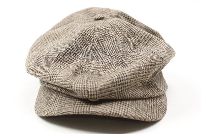 Brixton Unisex Brood Adjustable Snap Cap Brown Tan One Size New ... e85ebe0bf41