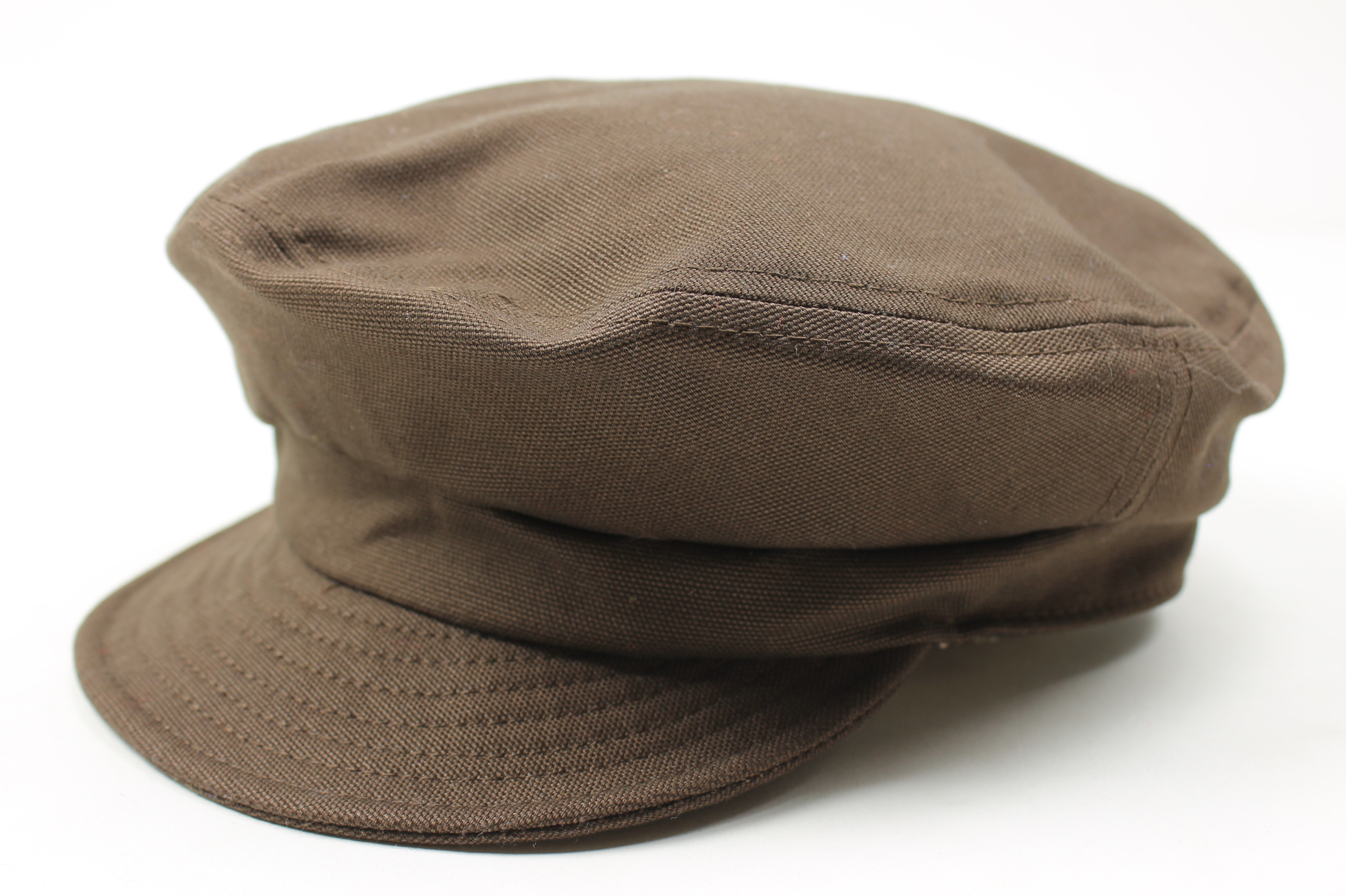 c0d695f2eba Brixton Unisex Fiddler Unstructured Cap Brown M New