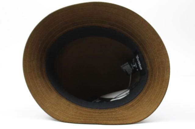 d645034d094cd6 Brixton Womens Essex Bucket Hat Coffee Wool S New 999998091858   eBay