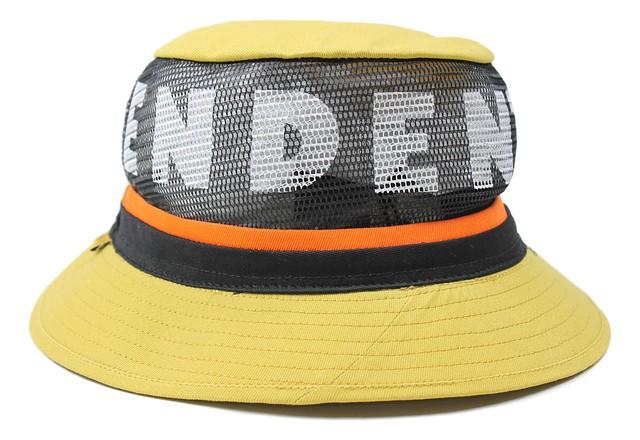 c9d8815b6186ee Brixton x Independent Unisex F/U Hardy Bucket Hat Mustard Yellow M ...