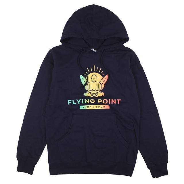 a56b40ea4055c  p Flying Point Gradient Logo Hoodie ...