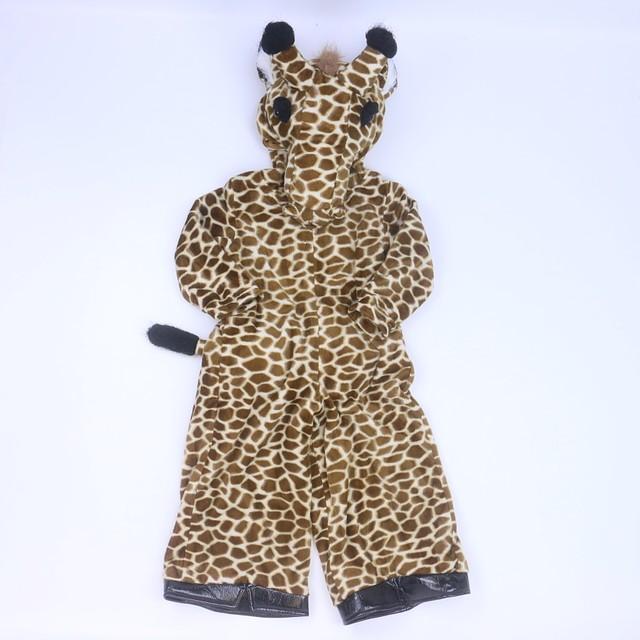 <h1> Costume</h1> <h2>size: 2T</h2>