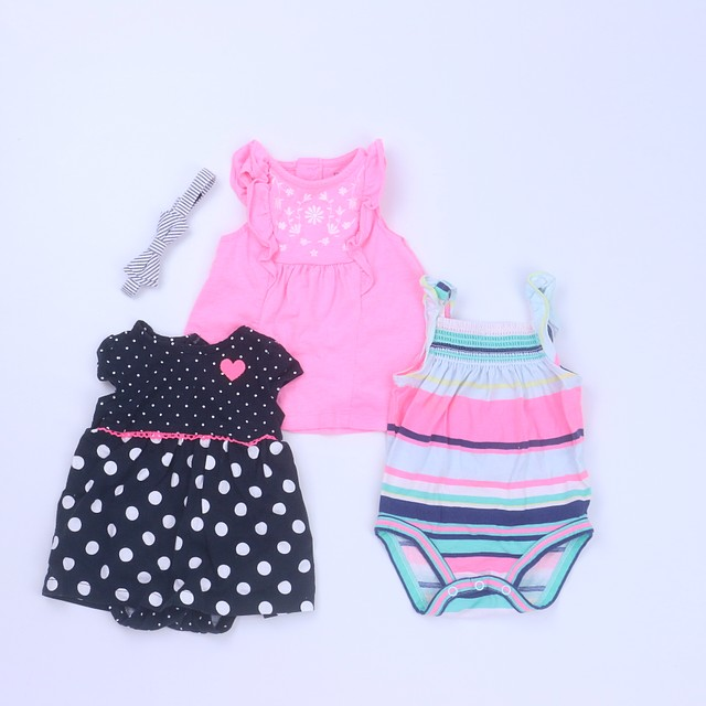 Carter'sSet of 3 Dress0-3 Months