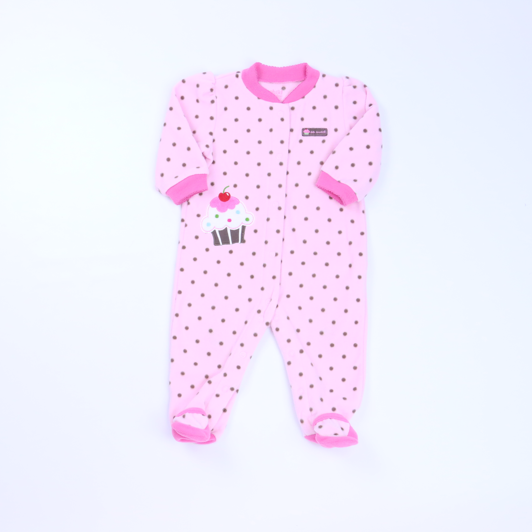 c815edc5e 1-piece footed Pajamas size  6-9 Months - The Swoondle Society