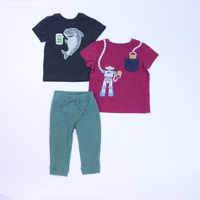 92742a10a Cat & Jack | Old Navy3-pieces Apparel Sets18-24 Months