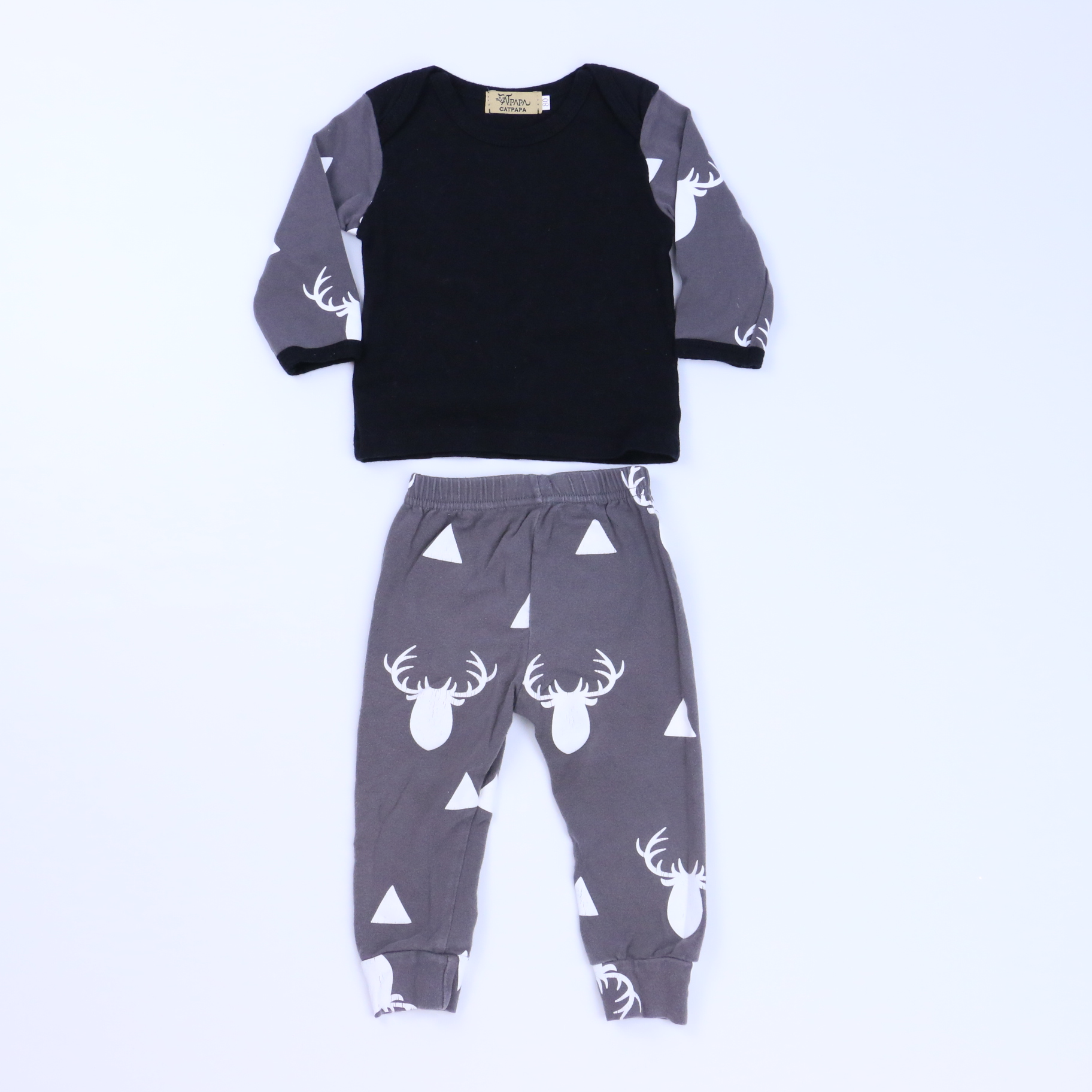 a09675455 2-pieces Apparel Sets size: *6-9 Months - The Swoondle Society