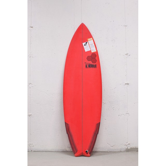 Channel Islands Weirdo Ripper Red