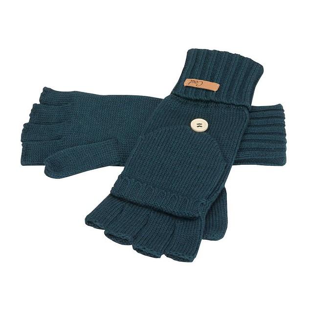 Coal The Cameron Glove Dark Teal