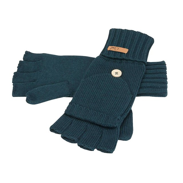 The Cameron Glove - Dark Teal