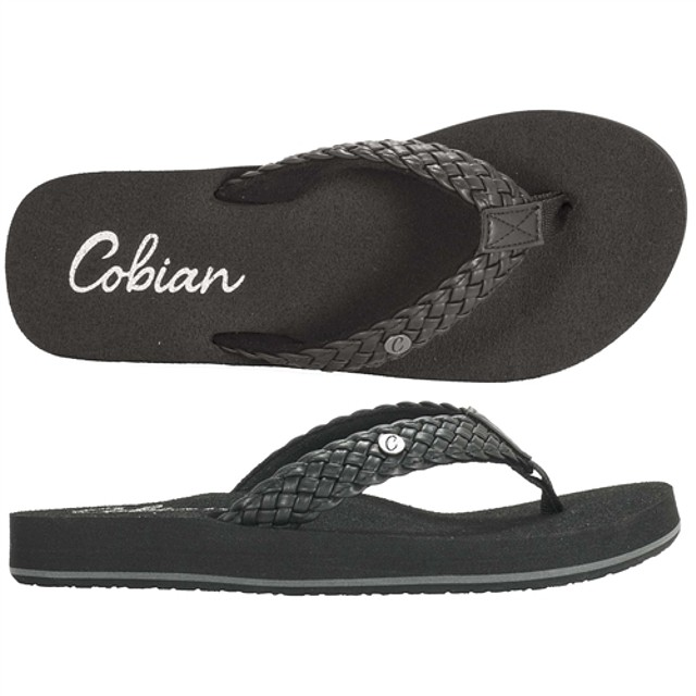 Cobian Braided Bounce Black