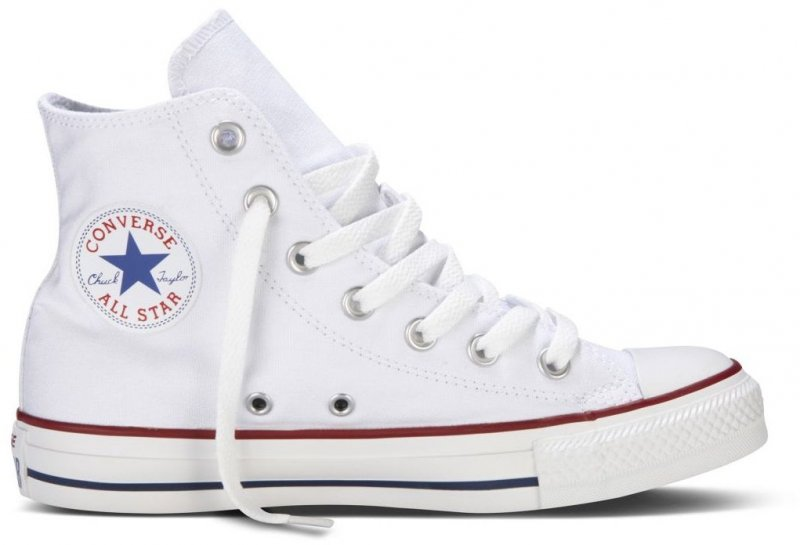 d9822f2b2b14 Footwear · Mens · Sneakers · Chuck Taylor All Star HI - Optical White