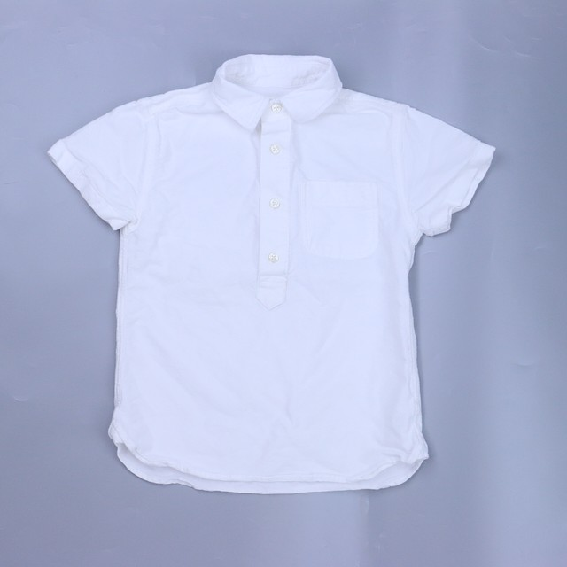 Crewcuts  Button Down Short Sleeve4-5T