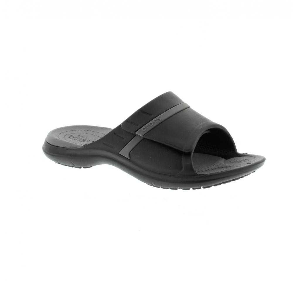 50aaaf243 Footwear · Mens · Sandals   FlipFlops · Modi Sport Slide - Black  Graphite