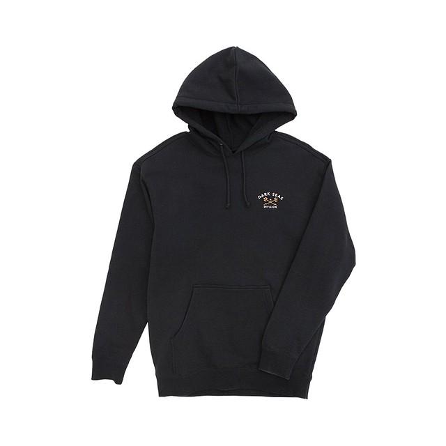 Dark Seas Bismark Hooded Black
