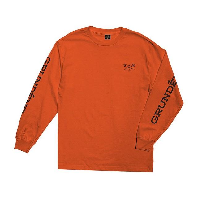 Dark Seas Grundens Support Orange