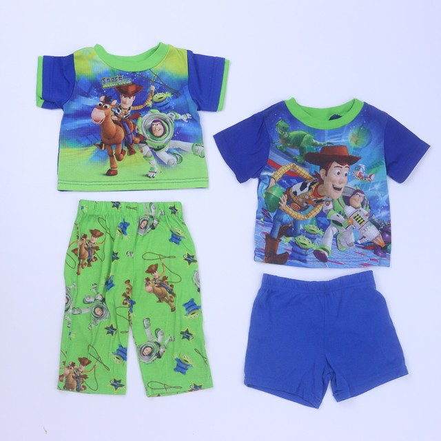 Disney4-pieces 2-piece Pajamas12-18 Months