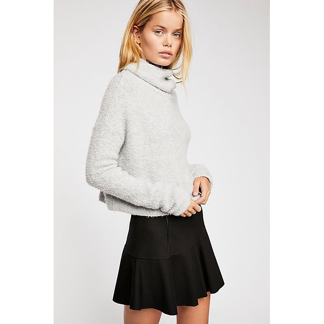 Free People Highlands Mini Black
