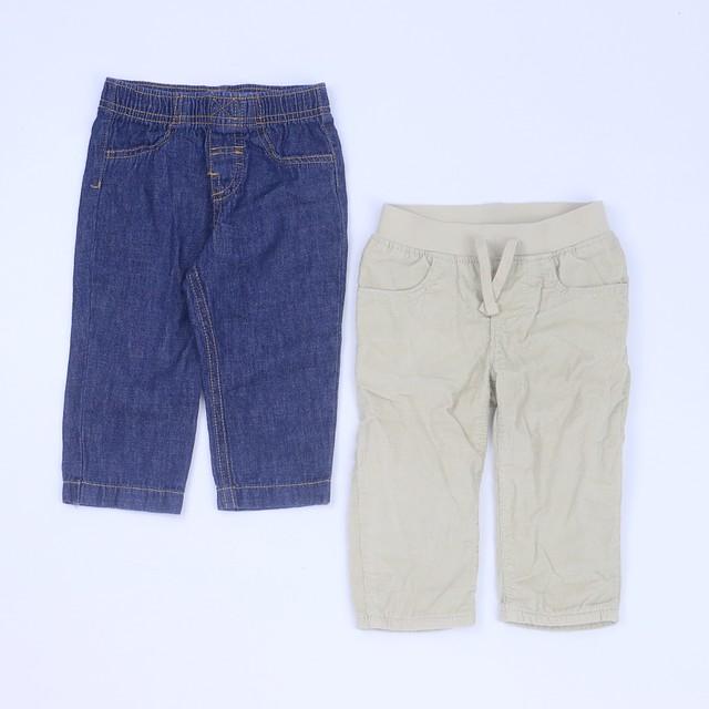 29ed7aecc2b0f Gap | Carter'sSet of 2 Pants12-18 Months