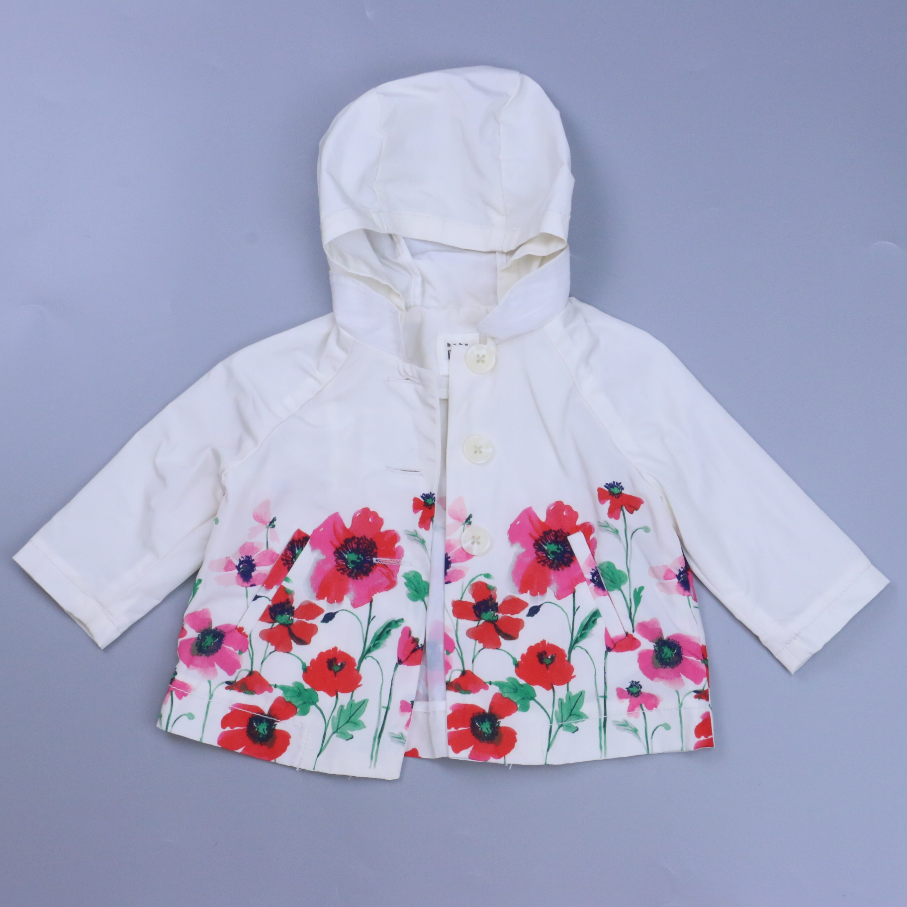 dcecf3614 Rain Coat size: 0-6 Months - The Swoondle Society