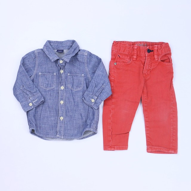 459e76bd51ccd 2-pieces Apparel Sets size: 12-18 Months - The Swoondle Society