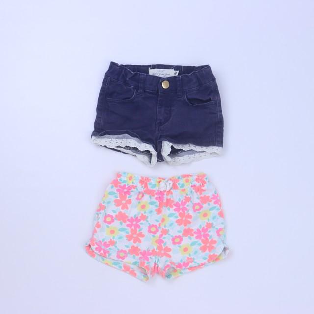 H&M | CircoSet of 2 Shorts2T-3T