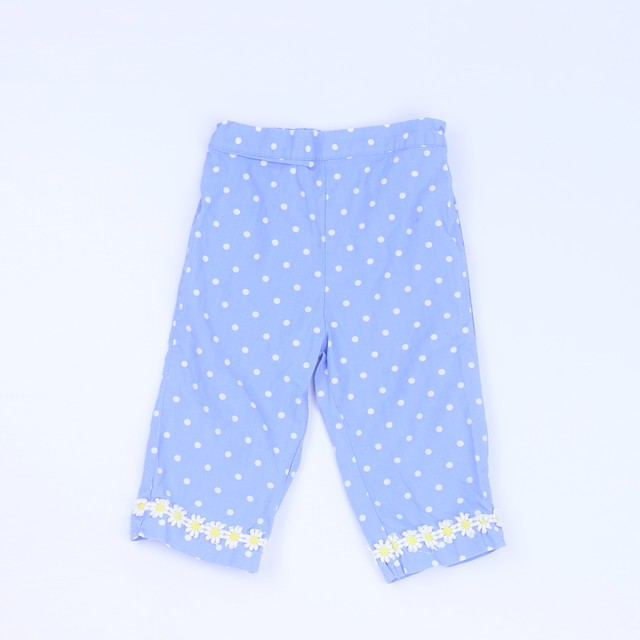 2469572365ae7 Hartstrings Blue | White Dots Pants 24 Months