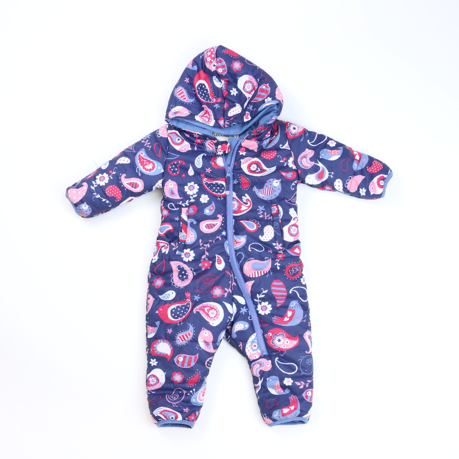 4e833a004 Snowsuit size: 12-18 Months - The Swoondle Society